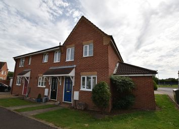 Thumbnail 2 bedroom end terrace house to rent in Burdette Grove, Whittlesey