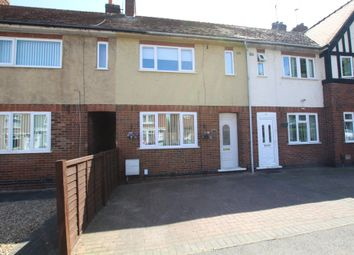Thumbnail 2 bed terraced house to rent in Westbury Road, Nuneaton