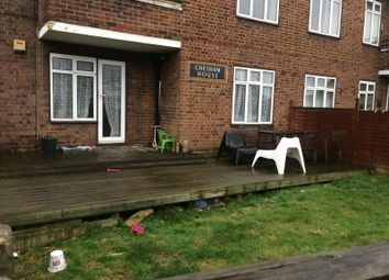 Thumbnail 1 bedroom flat for sale in Leyburn Crescent, Harold Hill, Romford