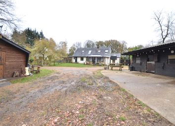 Church Lane, Chelsham, Warlingham CR6. 3 bed equestrian property for sale