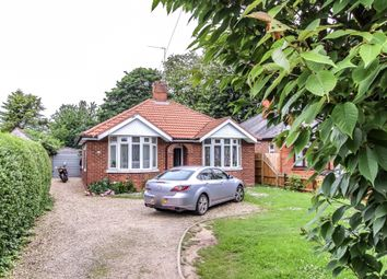 Thumbnail 2 bed detached bungalow for sale in Holbeach Road, Spalding