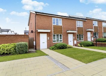 Thumbnail 2 bedroom semi-detached house for sale in Watkin Road, Leicester