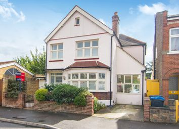 Thumbnail 3 bedroom detached house for sale in Beech Grove, New Malden
