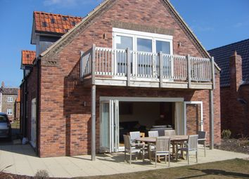 Thumbnail 4 bed detached house for sale in Green Close, Filey, North Yorkshire