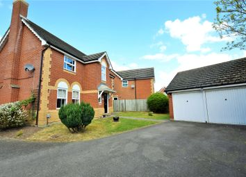 Thumbnail 4 bed detached house to rent in Jigs Lane South, Warfield, Berkshire