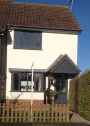 Thumbnail 2 bed semi-detached house to rent in Home Meadow, Laxfield