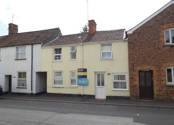 Thumbnail 2 bed terraced house for sale in The Gardens, Sand Street, Milverton, Taunton