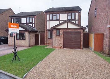 Thumbnail Detached house to rent in Danemead Close, Meir Park, Stoke-On-Trent, Staffordshire