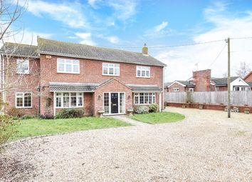 Thumbnail 5 bed detached house to rent in Main Street, Grendon Underwood, Aylesbury