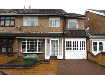 Thumbnail 5 bedroom semi-detached house to rent in Denmore Gardens, Deans Field, Wolverhampton