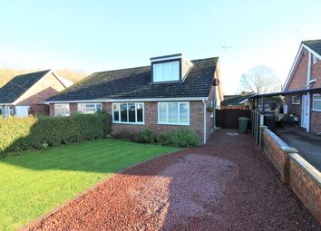 Thumbnail 2 bedroom semi-detached bungalow for sale in Bishop Herbert Close, Hockering