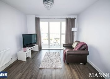 Thumbnail 2 bedroom flat to rent in Darbyshire House, Greenhithe