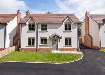 Thumbnail 4 bedroom detached house for sale in Parys Road, Ludlow, Shropshire