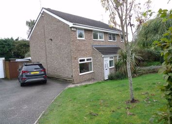Thumbnail 3 bed semi-detached house for sale in Richmond Close, West Hallam, Derbyshire