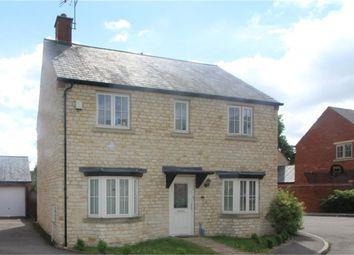 Thumbnail 4 bedroom detached house for sale in Bridge Walk, Deanshanger, Milton Keynes, Northamptonshire