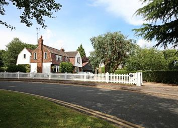 Thumbnail 4 bed detached house to rent in The Forebury, Sawbridgeworth, Herts