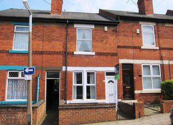 Thumbnail 3 bed terraced house to rent in Woodstock Street, Hucknall, Nottingham