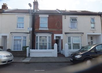 Thumbnail Room to rent in Margate Road, Southsea