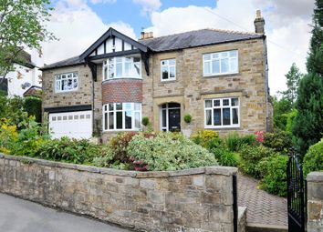 Thumbnail 5 bed detached house for sale in Raikes Road, Skipton