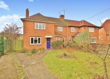 Thumbnail 3 bed semi-detached house for sale in Station Road, Wallingford