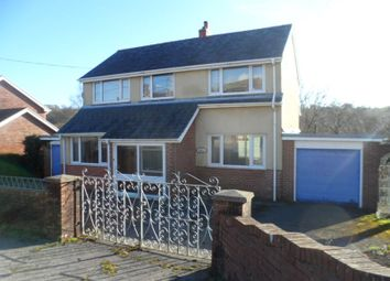 Thumbnail 2 bed detached house for sale in Brecon Road, Penycae, Swansea
