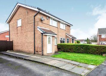 Thumbnail 2 bed semi-detached house for sale in Ronaldsway, Ribbleton, Preston, Lancashire