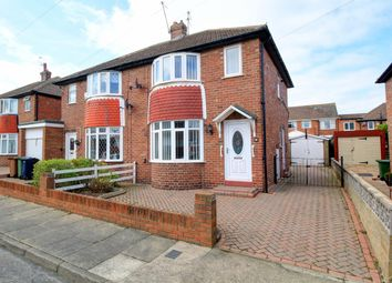 Thumbnail 2 bed semi-detached house for sale in Dalegarth Grove, Sunderland