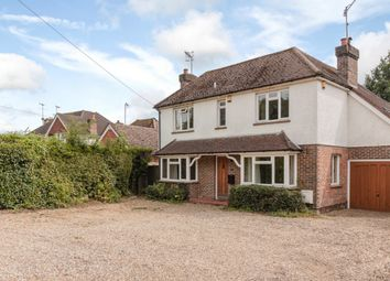 Thumbnail 4 bed detached house for sale in Crawley Down Road, East Grinstead, Surrey
