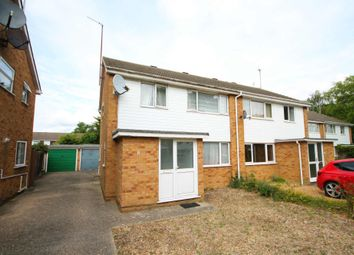 Thumbnail 3 bedroom semi-detached house for sale in Brownlow Road, Cambridge