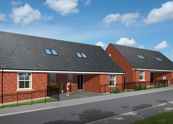 Thumbnail 2 bed semi-detached bungalow for sale in Plot 2, Maple Road, Staincross, Barnsley