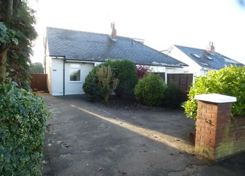 Thumbnail 2 bed semi-detached house to rent in Lytham Road, Warton, Preston