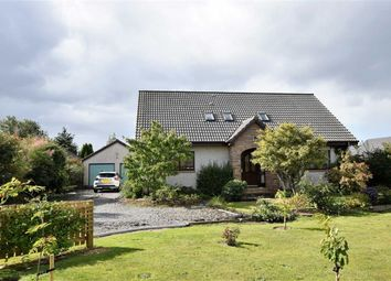 Thumbnail 4 bed detached house for sale in Chanonry Crescent, Fortrose, Ross-Shire