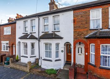 Thumbnail 3 bed terraced house for sale in Heath Road, St.Albans
