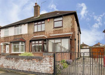 Thumbnail 3 bed semi-detached house for sale in Cantrell Road, Bulwell, Nottinghamshire