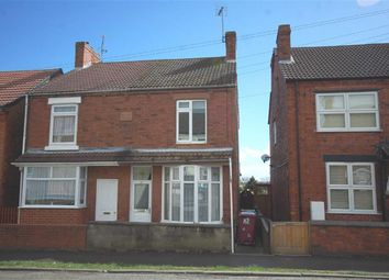 Thumbnail 2 bed semi-detached house for sale in High Street, Stonebroom, Alfreton
