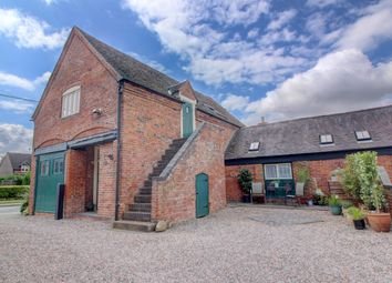 Thumbnail 3 bed detached house for sale in Haunton, Tamworth