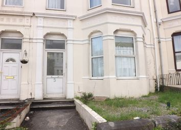 Thumbnail 2 bed flat to rent in Greenbank Ave, Central, Plymouth
