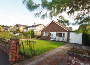 Thumbnail 3 bedroom detached bungalow for sale in Norwich Road, Wymondham