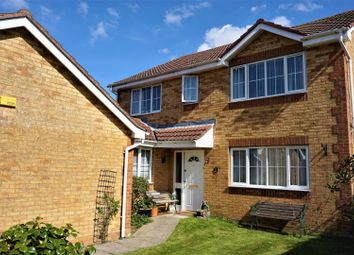 Thumbnail 4 bed detached house for sale in Kingfisher Drive, Littlehampton