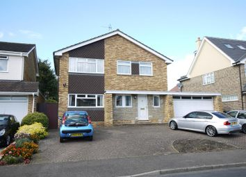 Thumbnail 4 bedroom detached house for sale in Baas Hill Close, Broxbourne