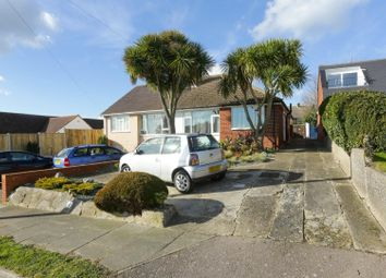 Thumbnail 1 bed semi-detached bungalow for sale in Cliffsend Grove, Cliffsend, Ramsgate