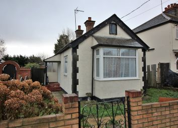 Thumbnail 1 bed detached bungalow for sale in Meadow Road, Benfleet