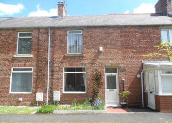 Thumbnail 2 bedroom terraced house for sale in Lambton Street, Langley Park, Durham