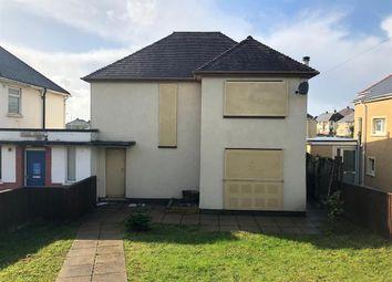 Thumbnail 2 bed semi-detached house for sale in Brynteg Avenue, Pyle, Bridgend