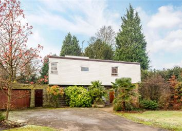 Thumbnail 5 bed detached house for sale in Onslow Road, Hersham, Walton-On-Thames, Surrey
