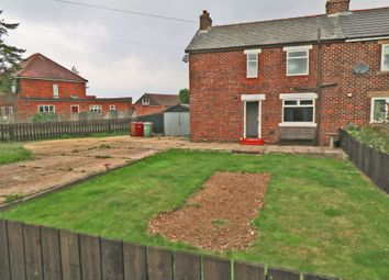Thumbnail 2 bed semi-detached house for sale in Crowle Road, Eastoft, Scunthorpe