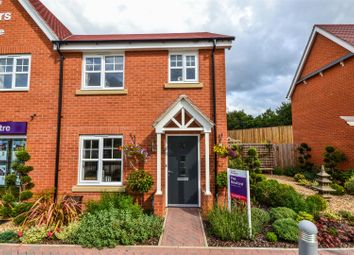 Thumbnail 3 bedroom semi-detached house for sale in Mallard Way, Sprowston, Norwich