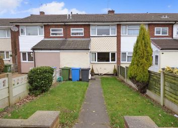 Thumbnail 3 bedroom terraced house for sale in Fairoaks Drive, Great Wyrley, Walsall