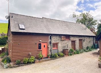 Thumbnail 4 bed detached house for sale in Llangedwyn, Oswestry
