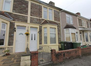 Thumbnail 2 bed terraced house to rent in Midland Road, Staple Hill, Bristol